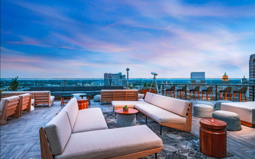 Summer's Not Over Yet: Enjoy The Weather With These Luxury Rooftop Decks