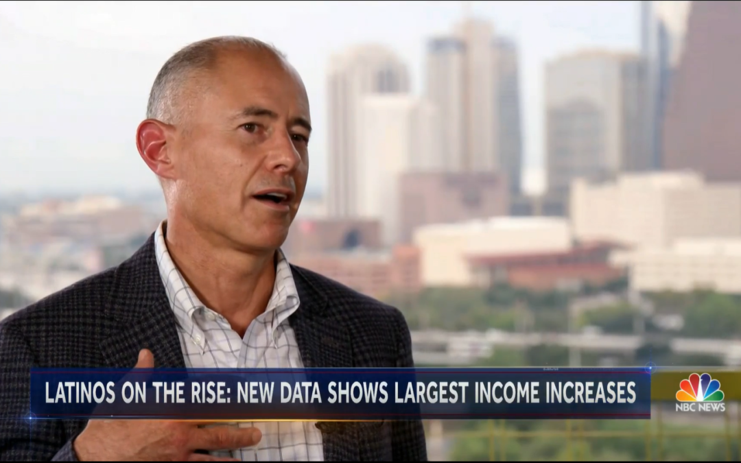 Inside Look at the New Latino America – Featuring DC Partners CEO Roberto Contreras